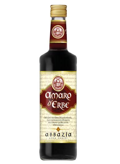 Amaro d'Erbe 70 CL
