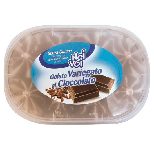 Gelato Variegato al Cioccolato 500 g