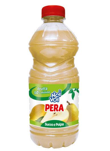 Pera succo e polpa 1000 ml