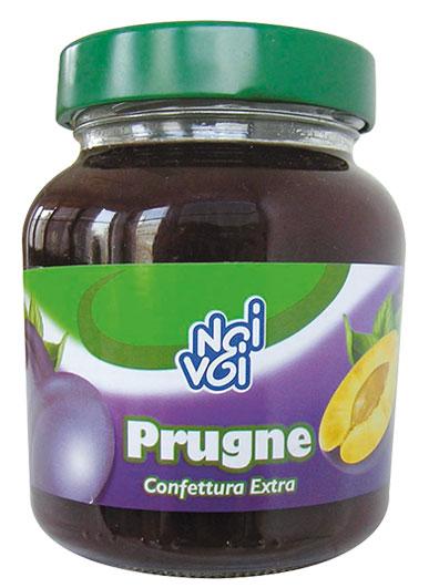 Confettura Extra di Prugne 370 g