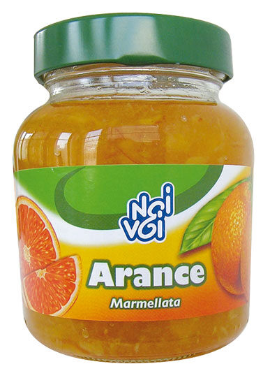 Marmellata di Arance 370 g