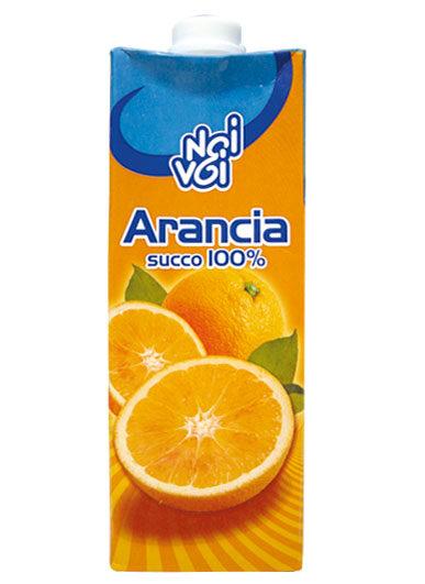 Arancia succo 100% 1L