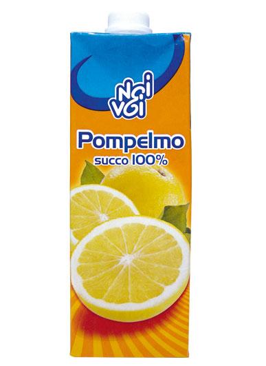 Pompelmo succo 100% 1L