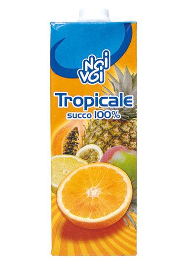 Tropicale succo 100% 1L