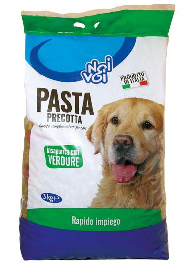 Pasta precotta insaporita con Verdure 3 Kg