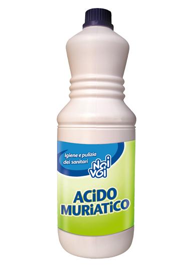 Acido Muriatico 1000ml