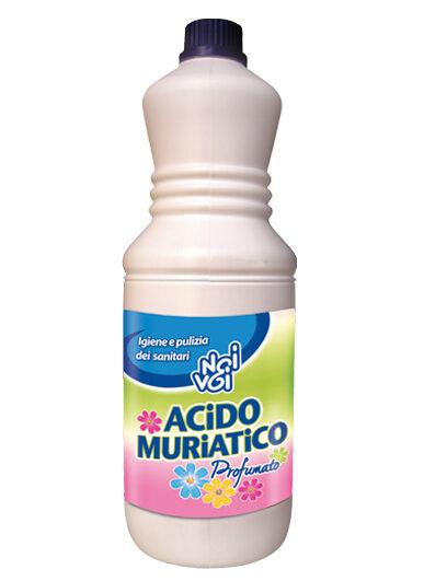 Acido Muriatico Profumato 1000 ml