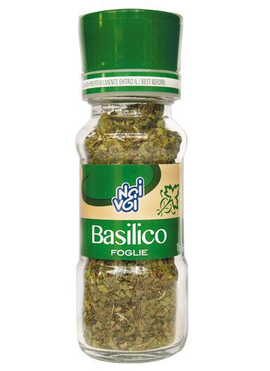 Basilico Foglie 15g