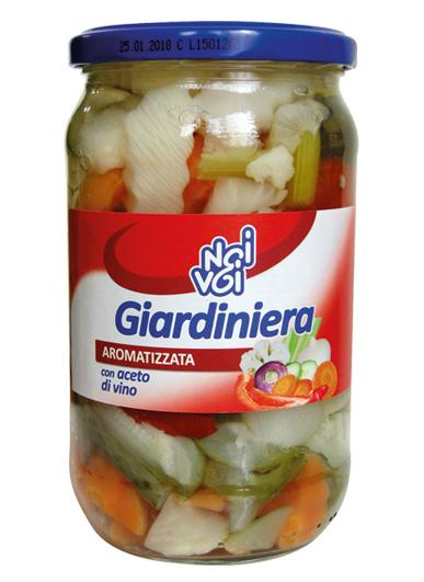 Giardiniera 580 ml