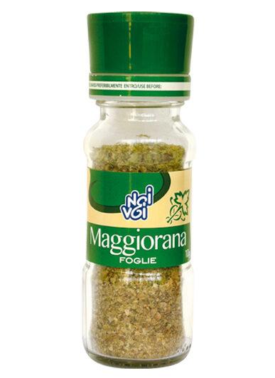 Maggiorana Foglie 10g