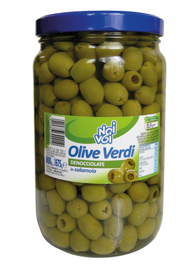 Olive Verdi denocc. 1700 ml