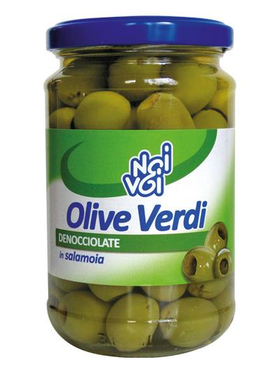Olive Verdi denocc. 314 ml