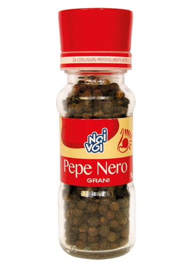 Pepe Nero Grani 50g