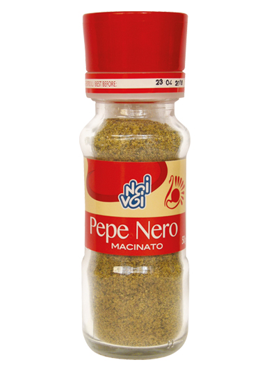 Pepe Nero Macinato 50g