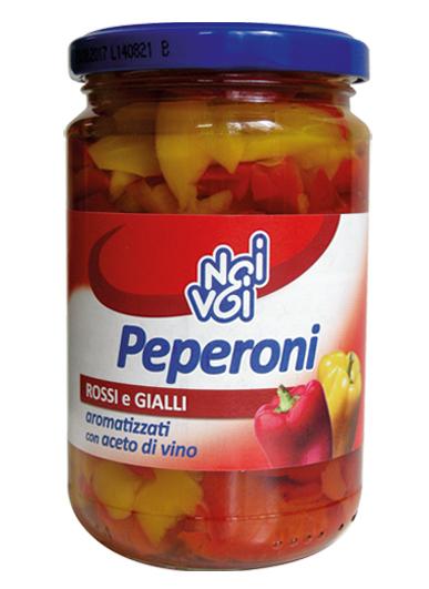 Peperoni 314 ml