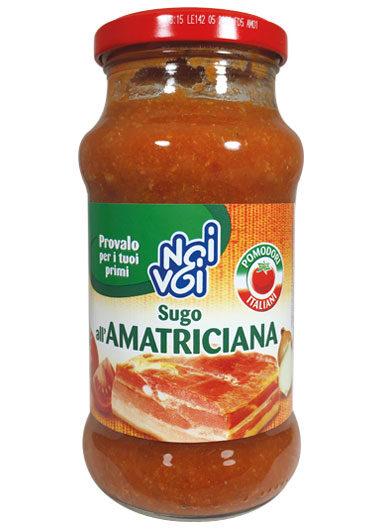 Sugo all'Amatriciana 350g
