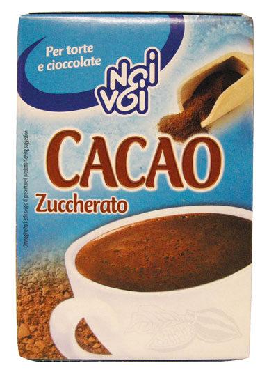 Cacao Zuccherato 75 g