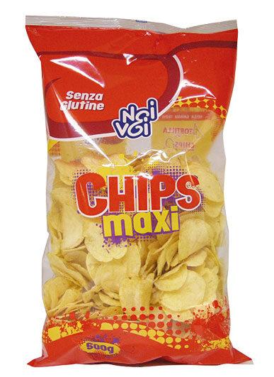 Chips 500 g