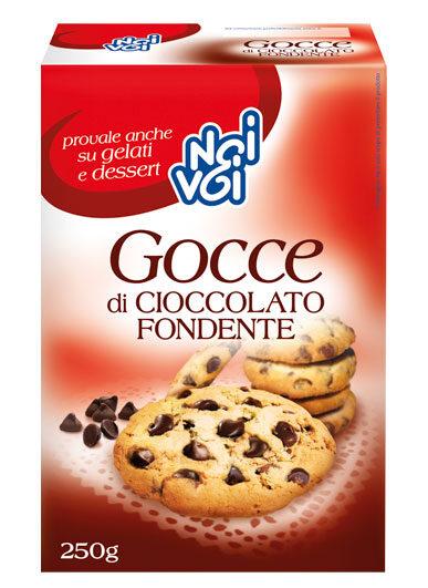 Gocce Cioccolato Fondente 250 g