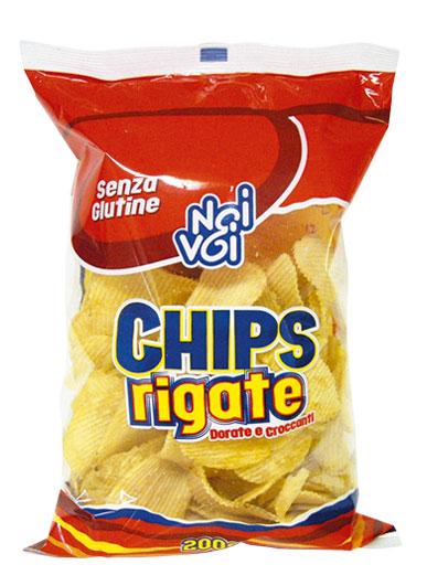 Chips Rigata 200 g