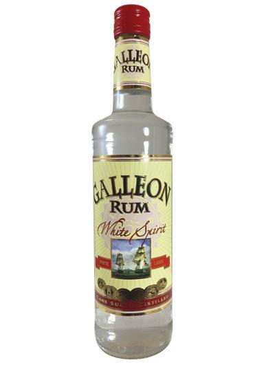 Galleon Rum White Spirit 70 cl