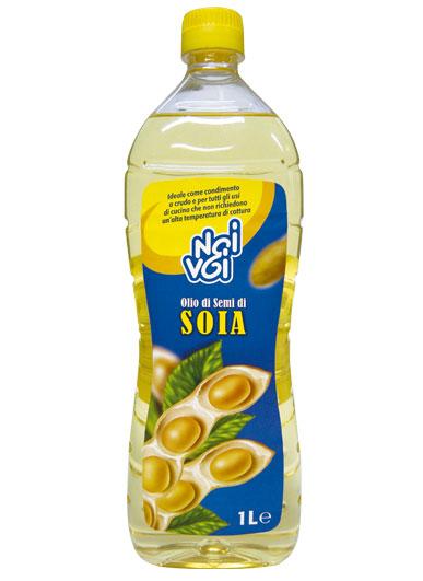 Olio di Semi di Soia 1 L