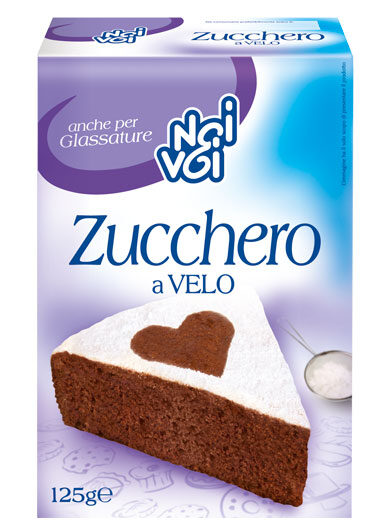 Zucchero a Velo 125 g