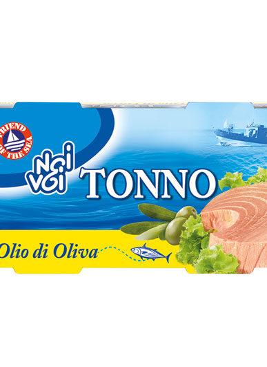 Tonno all'Olio di Oliva 2 x 160 g