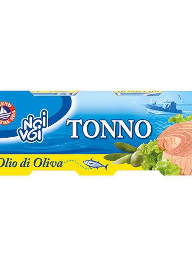 Tonno all'Olio di Oliva 3 x 80 g
