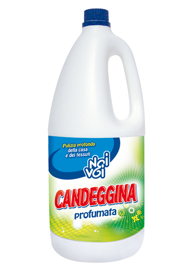 Candeggina Profumata 2000 ml