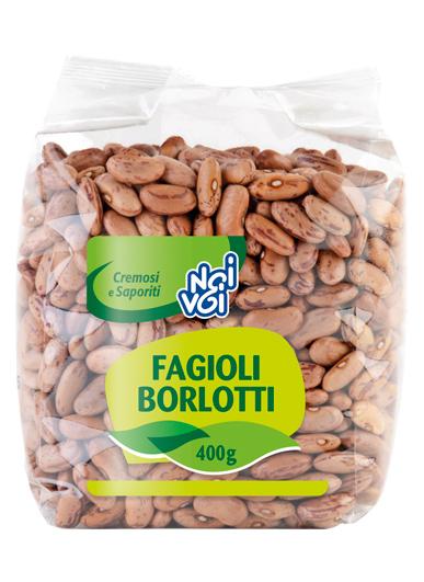 Borlotti secchi 400g