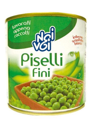 Piselli fini 410 g