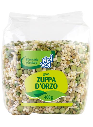 Gran Zuppa d'Orzo  secca 400g