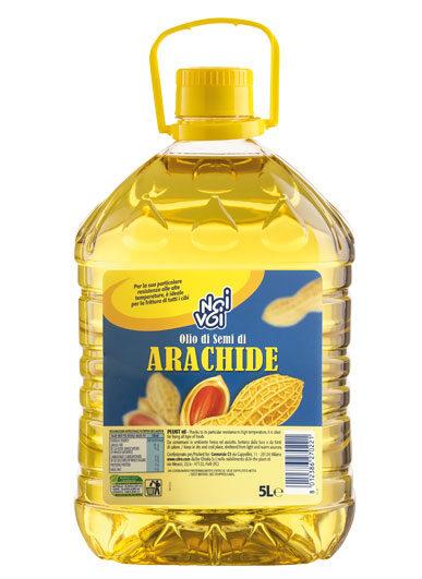 Olio di semi Arachide 5 L