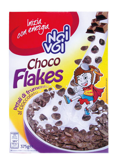 Choco Flakes 375 g