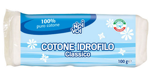 Cotone Idrofilo classico 100 g