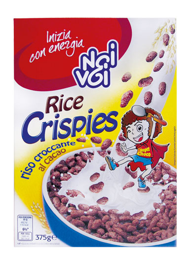 Rice Crispies al cacao 375 g