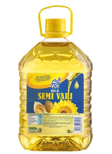 Olio di Semi Vari 5 L