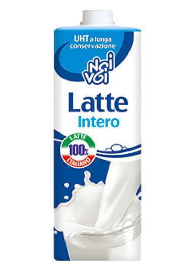 Latte Intero 1L