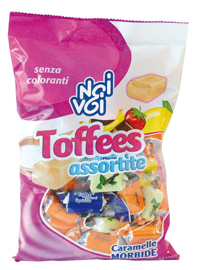 Toffees assortite