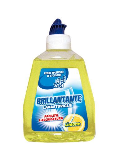 Brillantante Lavastoviglie Limone 250 ml