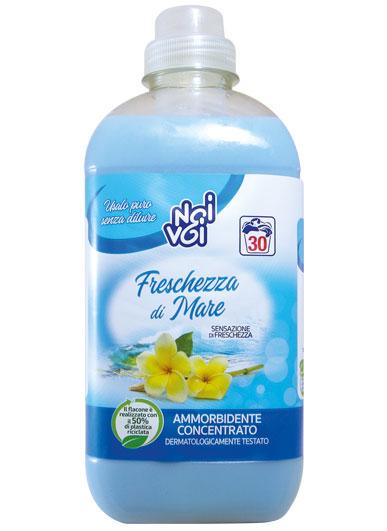 Ammorbidente concentrato Freschezza di Mare 750 ml