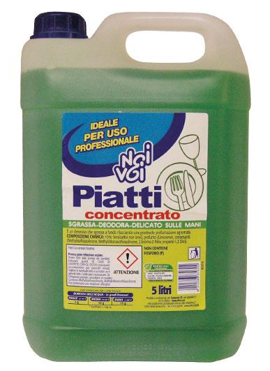 Piatti Concentrato 5 L