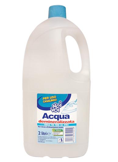 Acqua Demineralizzata 2 Litri