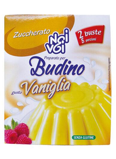 Preparato per Budino gusto Vaniglia 140 g