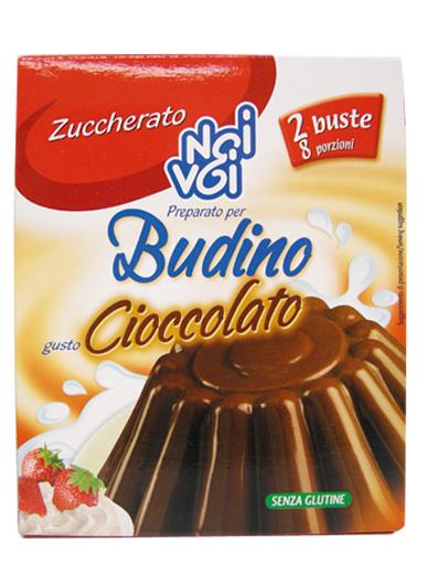 Preparato per Budino gusto Cioccolato 180 g