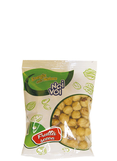 Nocciole pelate tostate 100 g