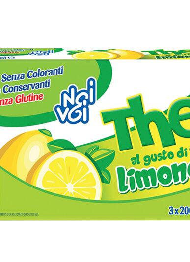 The al gusto di Limone 3×200 ml
