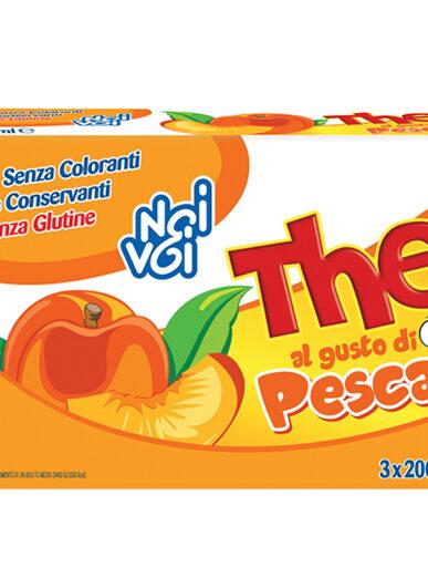 The al gusto di Pesca 3×200 ml