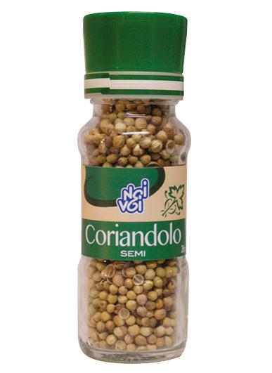 Coriandolo Semi 22g